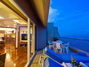 Royal Cliff Beach Hotel by Royal Cliff Hotels Group Pattaya - Balkong/terrass