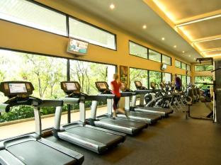 Royal Cliff Beach Hotel by Royal Cliff Hotels Group Pattaya - Gym