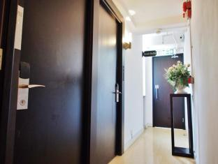 Bridal Tea House Hung Hom Winslow Hotel Hongkong - Inne i hotellet