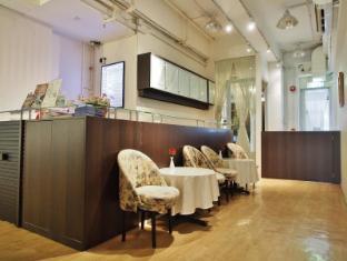 紅茶館酒店 - 大角咀利得街店 香港 - 接待處