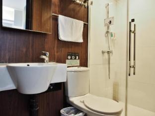 紅茶館酒店 - 大角咀利得街店 香港 - 衛浴間