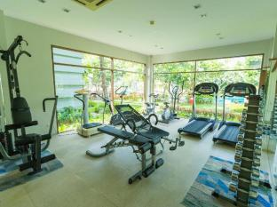 Metadee Resort and Villas Phuket - Fitness Salonu