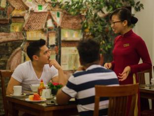 Hanoi Elegance Ruby Hotel Hanoi - Kitchen