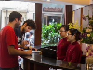 Hanoi Elegance Ruby Hotel Hanoi - Reception