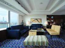 Courtyard By Marriott Hong Kong Hotel: executive lounge
