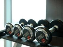 Courtyard By Marriott Hong Kong Hotel: fitness room