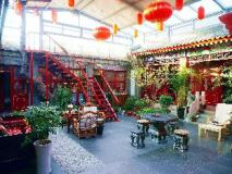 China Hotel | Templeside Deluxe Hutong House Hotel