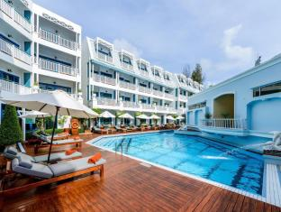 Andaman Seaview Hotel Karon Beach Phuket - Swimming Pool