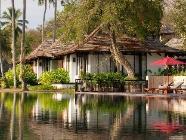 Deluxe Villa vid strand