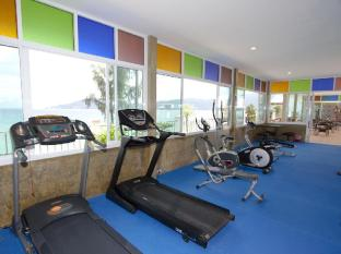Tri Trang Beach Resort by Diva Management Phuket - Fitness Room