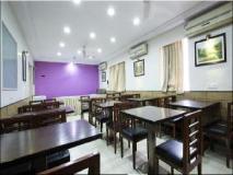 Hotel Parklane: restaurant