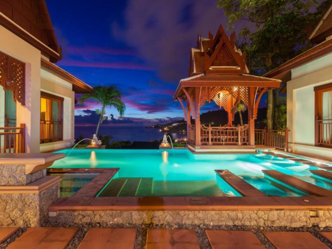 Diamond Cliff Resort And Spa,Top 5 Luxury Hotels in Phuket, Thailand
