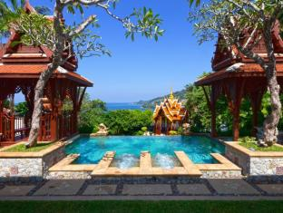 Diamond Cliff Resort And Spa Phuket - View from Pool Villa - Two Bedroom