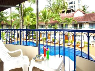 Horizon Patong Beach Resort & Spa Phuket - Balkong/terrass
