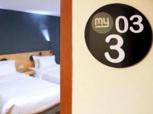 我的床酒店-沙吞