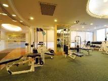 Yang Ming Shan Tien Lai Resort & Spa: fitness room