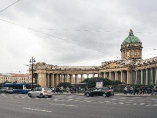 Hostels Rus na Kazanskoy