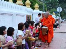The Chang Inn Luang Prabang: surroundings
