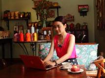 The Chang Inn Luang Prabang: coffee shop/cafe