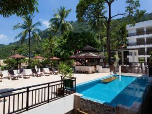 Patong Lodge Hotel Phuket - Swimming Pool