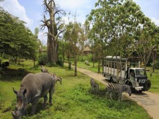 Mara River Safari Lodge Hotel Bali - Surroundings