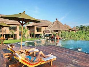 Mara River Safari Lodge Hotel Bali - Swimming Pool