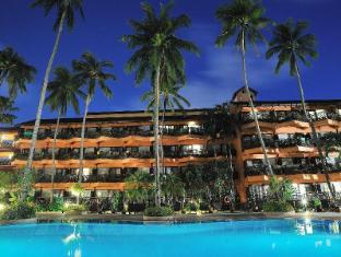 Patong Merlin Hotel Puketas - Viešbučio išorė