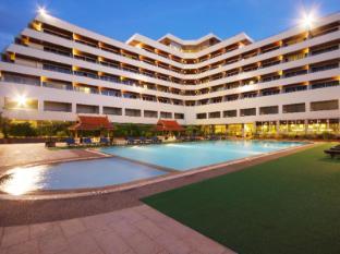 Patong Resort Hotel Phuket - Ngoại cảnhkhách sạn