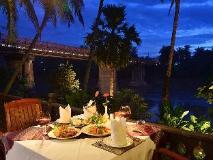 Le Bel Air Boutique Resort: restaurant