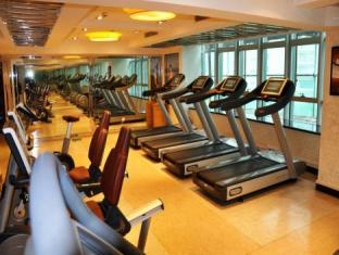 Howard Johnson Business Club Hotel Shanghai Shanghai - Fitness Room