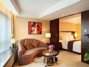 Howard Johnson Business Club Hotel Shanghai Shanghai - Guest Room