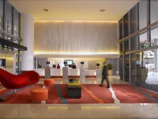Ibis Singapore on Bencoolen Hotel Singapur - Vestíbulo