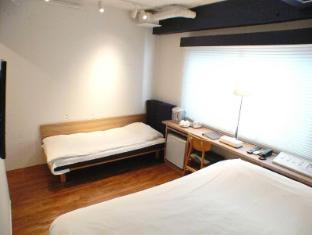 東京新宿N.U.T.S城市酒店 東京 - 客房