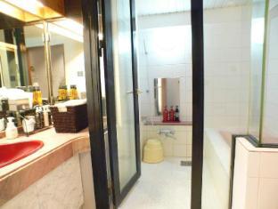 東京新宿N.U.T.S城市酒店 東京 - 衛浴間