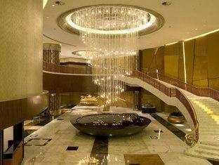 Grand Lisboa Hotel Macau - Hotel Lobby