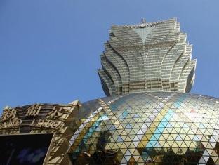 Grand Lisboa Hotel Macao - Hotellet udefra