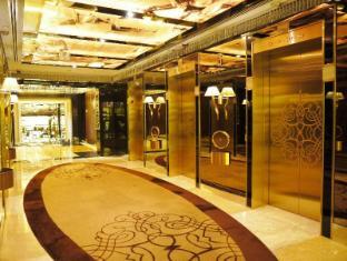 Grand Lisboa Hotel Macao - Hotellet indefra