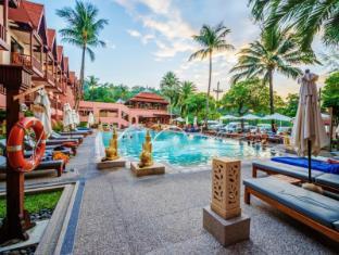 Seaview Patong Hotel Puketas - Viešbučio interjeras