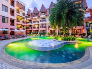 Seaview Patong Hotel Puketas - Baseinas