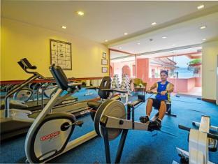 Seaview Patong Hotel Puketas - Sveikatingumo kambarys