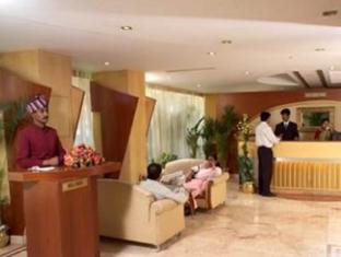 Hotel Nandhini J.P.Nagar Bangalore - Recepción