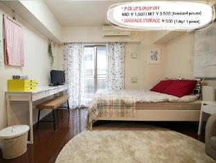 One Bedroom Apartment in Ginza B40