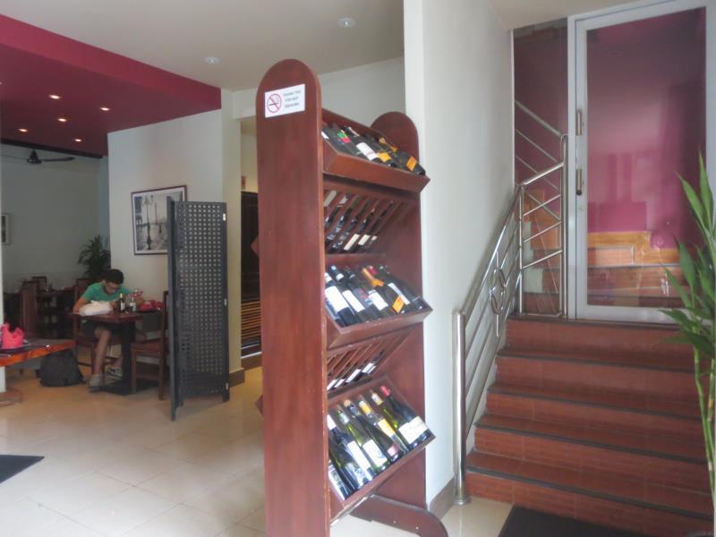ラ ゴンドラ ゲストハウス アンド レストラン1