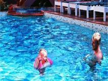 Sodders Beach Classic Resort: swimming pool