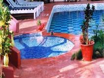 Sodders Beach Classic Resort: hot tub