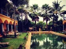 Sur La Mer Resort: garden