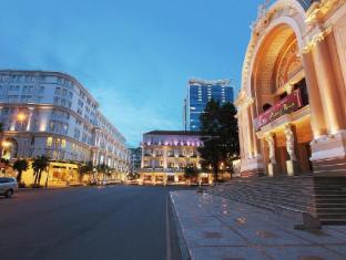 Hotel Continental Saigon Ho Chi Minh - Hotellin ulkopuoli