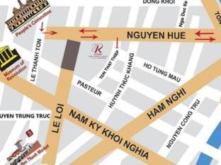 Royal Hotel Saigon Ho Chi Minh - Carte