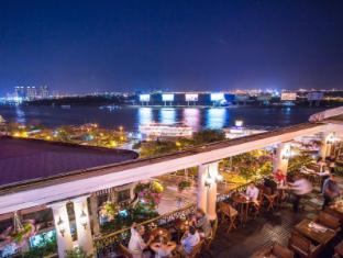 호텔 마제스틱 사이공 호치민 - 식당