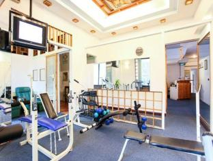 Oscar Saigon Hotel Ho Chi Minh City - Fitness Room